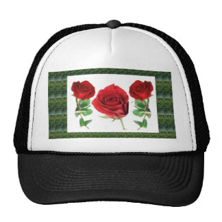 Bright red means love : Gift for all Occassions Hats