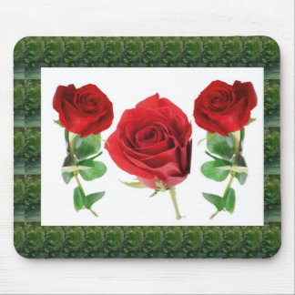 Bright red means love : Gift for all Occassions Mousepad