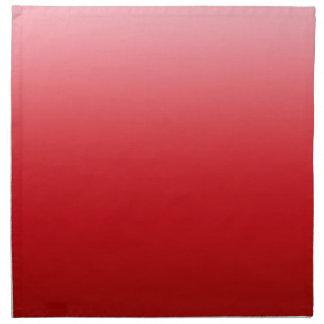 Bright Red Sky Napkin