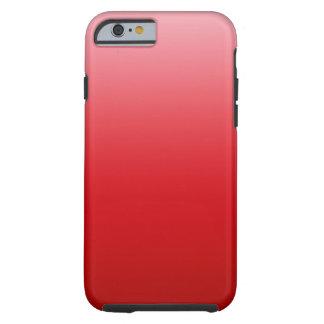 Bright Red Sky Tough iPhone 6 Case