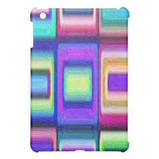 BRIGHT RETRO PLASTIC i PAD COVER iPad Mini Cover