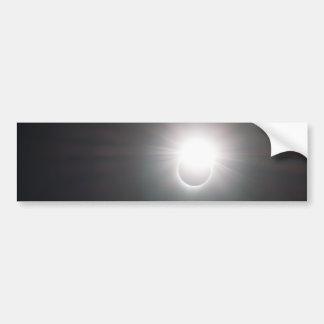 Bright Ring Bumper Sticker