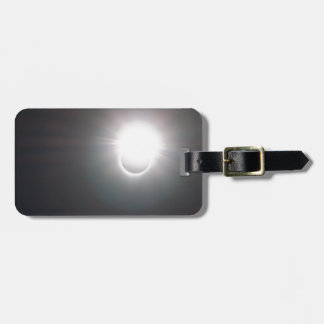 Bright Ring Luggage Tag