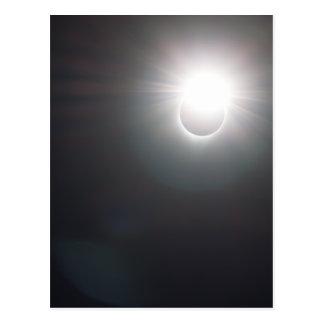 Bright Ring Postcard