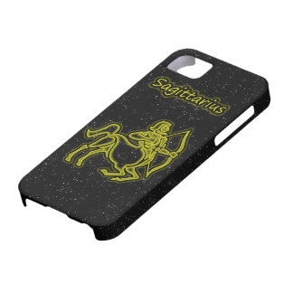 Bright Sagittarius Barely There iPhone 5 Case