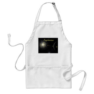 Bright Sagittarius Standard Apron