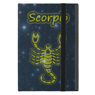 Bright Scorpio iPad Mini Covers
