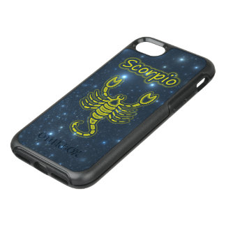 Bright Scorpio OtterBox Symmetry iPhone 8/7 Case