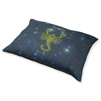 Bright Scorpio Pet Bed