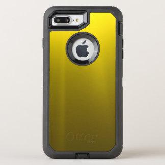 bright shining yellow OtterBox defender iPhone 8 plus/7 plus case