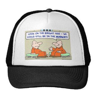 bright side market prisoners mesh hats