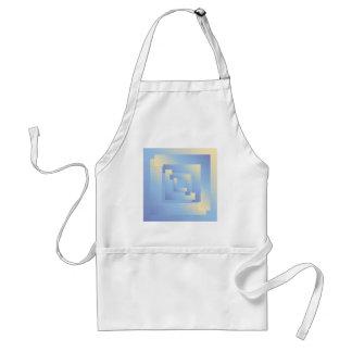 bright sky colors standard apron