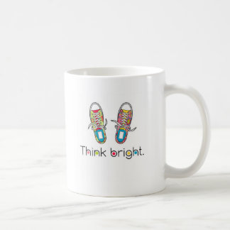 Bright Sneaks Coffee Mugs
