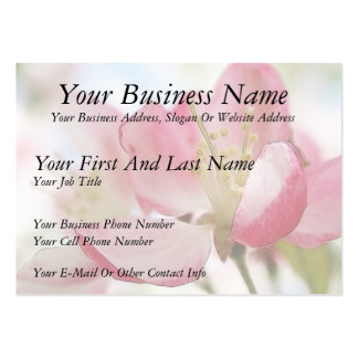 Bright Spring Apple Blossoms Business Cards