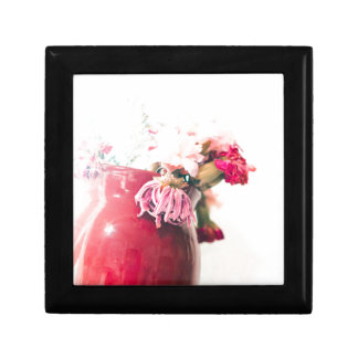 Bright Spring Blooming Flowers Gift Box