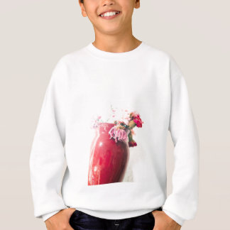 Bright Spring Blooming Flowers Sweatshirt