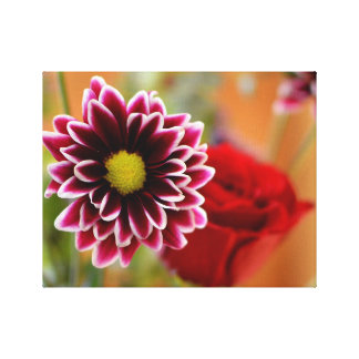 Bright Spring Flowers Canvas Print