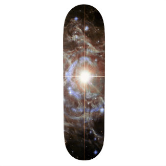 Bright Star in Star Cluster 21.3 Cm Mini Skateboard Deck