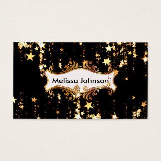 Bright stars business card