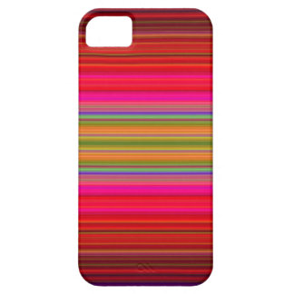 Bright Stripes iPhone 5 Cover