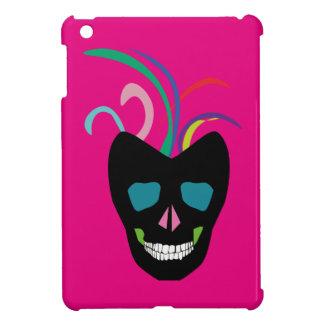 Bright Sugar Skull Cover For The iPad Mini