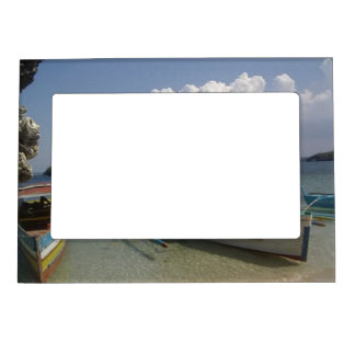 Bright Summer Skies,  Magnetic Frame