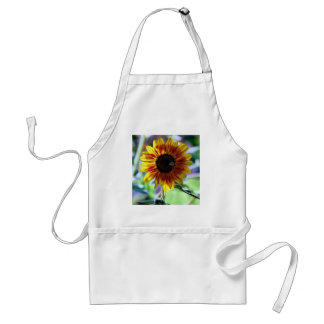 Bright Sunflower - Floral Photography Standard Apron