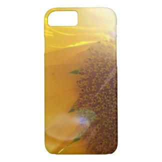 Bright Sunny Sunflower iPhone 8/7 Case