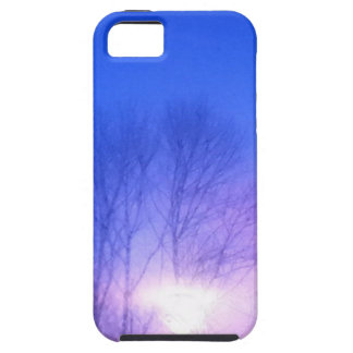 Bright Sunset iPhone 5 Cover