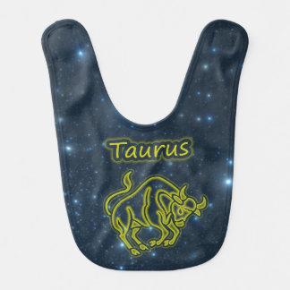 Bright Taurus Bib
