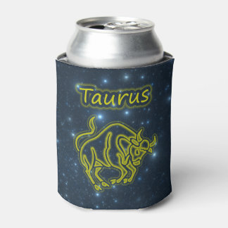 Bright Taurus Can Cooler