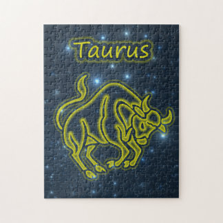 Bright Taurus Jigsaw Puzzle