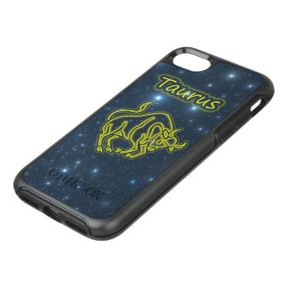 Bright Taurus OtterBox Symmetry iPhone 8/7 Case