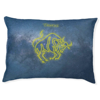 Bright Taurus Pet Bed