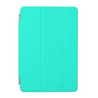 Bright Turquoise Colour iPad Mini Cover