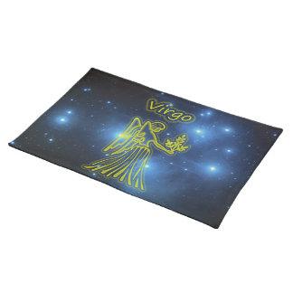 Bright Virgo Placemat