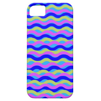 Bright Waves iPhone 5 Covers