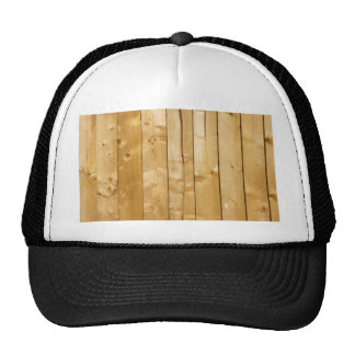 Bright Wood Background Hat