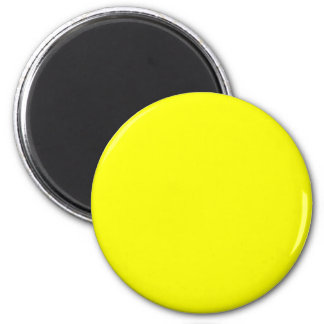bright yellow DIY custom background template Magnets