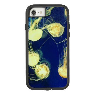 Bright Yellow Jellyfish Case-Mate Tough Extreme iPhone 8/7 Case
