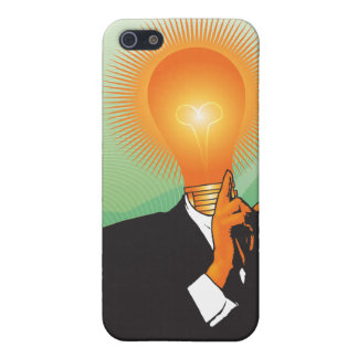 Brightest Bulb in the Knife Drawer Cover For iPhone 5/5S