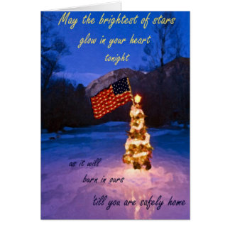 Brightest Stars Christmas Card