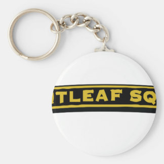 Brightleaf Square Key Ring