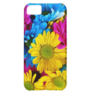 Brightly Colored Daisies iPhone 5C Case