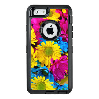 Brightly Colored Daisies OtterBox iPhone 6/6s Case