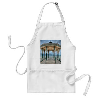 Brighton Bandstand, England Standard Apron