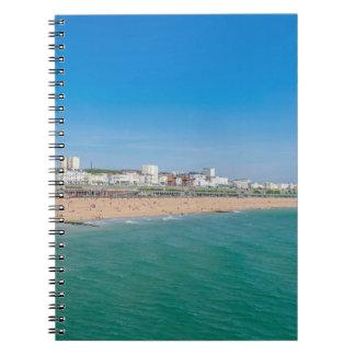 Brighton beach notebook