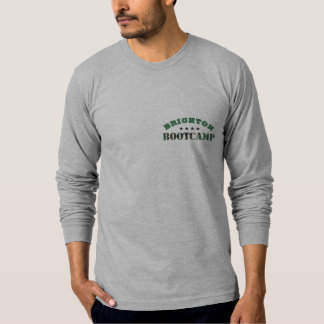 Brighton Bootcamp Long Sleeve Fitted T-Shirt
