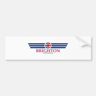 Brighton Bumper Sticker