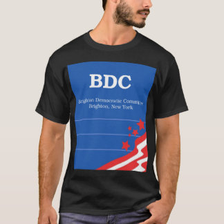 Brighton Democratic Committee T-Shirt